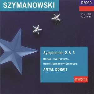Szymanowski: Symphonies Nos. 1 & 2