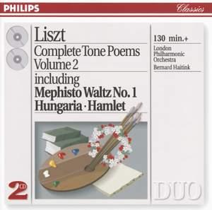 Liszt: Complete Tone Poems, Vol. 2 Product Image
