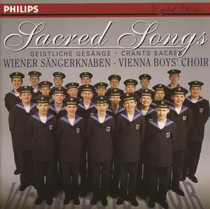 Sacred Songs from the Vienna Boys' Choir