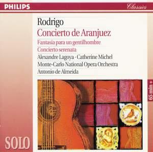 Rodrigo: Concierto de Aranjuez and other works