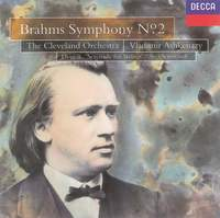 Brahms: Symphony No. 2 & Dvorák: Serenade for Strings