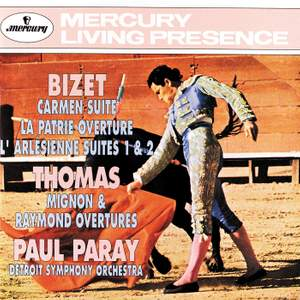 Bizet: Carmen Suite and other works