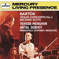 Bartók: Violin Concerto No. 2 & Suite No. 2