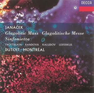 Janácek: Glagolitic Mass & Sinfonietta