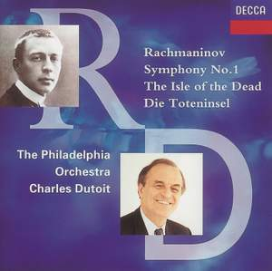 Rachmaninov: Symphony No. 1 & The Isle of the Dead Product Image