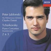 Tchaikovsky: Piano Concertos Nos. 2 & 3