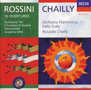 Rossini: 10 Overtures