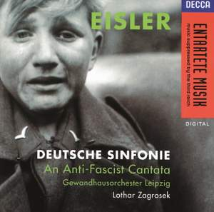 Eisler: Deutsche Sinfonie Op. 50