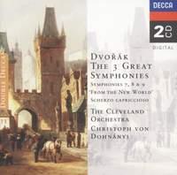 Dvorak: Symphonies Nos. 7-9