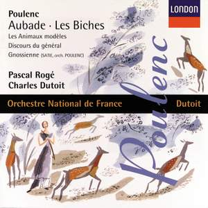 Poulenc: Orchestral Works Vol. 2