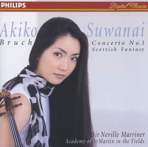 Bruch: Violin Concerto No.1 & Scottish Fantasia
