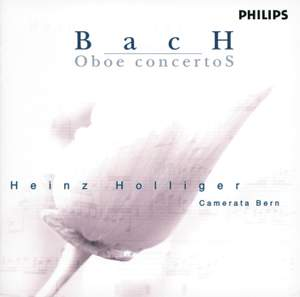 JS Bach & CPE Bach: Oboe Concertos