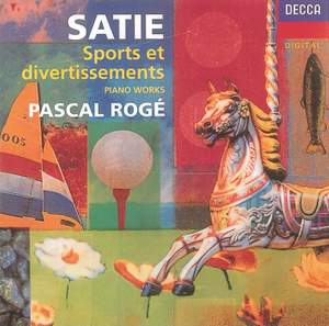 Satie: Sports et Divertissements & other piano works Product Image