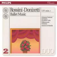 Rossini & Donizetti: Ballet Music