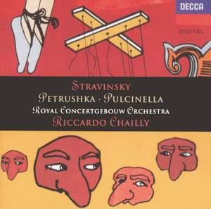 Stravinsky: Pulcinella & Petrushka