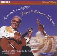 Alexandre Lagoya: Carmen Dances & other classical guitar works