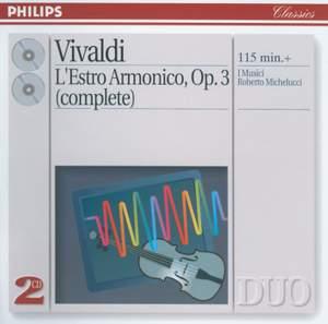 Vivaldi: Concerto, Op. 3 No. 1 'Con quattro Violini obligati', RV 549