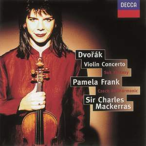 Dvorák: Violin Concerto Product Image