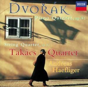 Dvorák: Piano Quintet in A & String Quartet No.10 Product Image