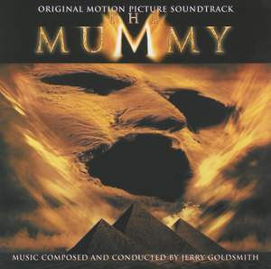 The Mummy - Original Motion Picture Soundtrack Product Image