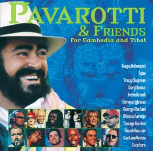 Pavarotti & Friends for Cambodia and Tibet Product Image