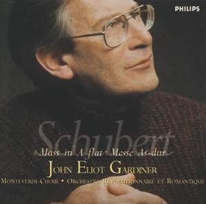 Schubert: Mass in A flat & other choral works