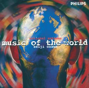 Music of The World: National Anthems Product Image