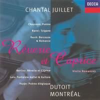 Fauré, Ysayë, Ravel, Lalo etc: Violin Works