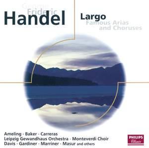 Handel: Largo - Famous Arias and Choruses
