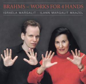 Brahms: Works For 4 Hands Product Image