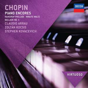 Chopin: Piano Encores Product Image