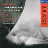 Zemlinsky: Lyrische Symphonie & Sinfonische Gesänge