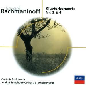 Rachmaninov: Piano Concertos Nos. 2 & 4
