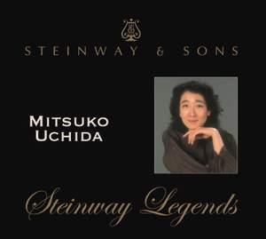 Mitsuko Uchida: Steinway Legends