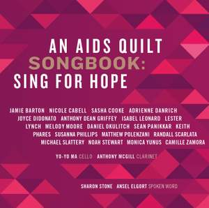 An AIDS Quilt Songbook: Sing for Hope Product Image