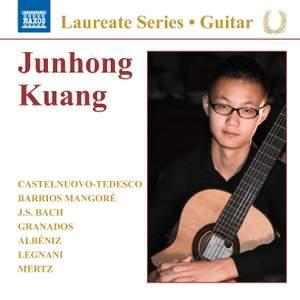 Guitar Recital: Junhong Kuang