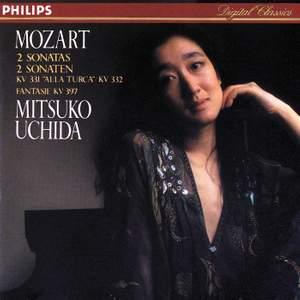 Mozart: Piano Sonatas Nos. 11 & 12 Product Image