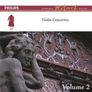 Mozart: The Violin Concertos, Vol.2