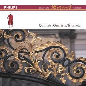 Mozart: The Piano Quintets & Quartets
