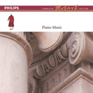 Mozart: Shorter Solo Piano Works Product Image