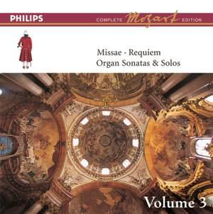 Mozart: The Masses, Vol.3