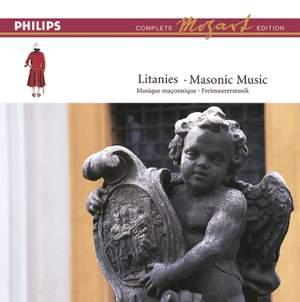Mozart: The Masonic Music & Litanies