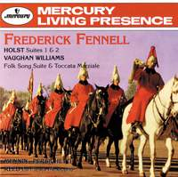Frederick Fennell conducts Holst, Vaughan Williams and others