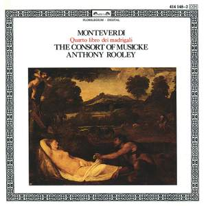 Monteverdi: Il  quarto libro de madrigali, 1603 Product Image