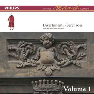 Mozart: The Serenades for Orchestra, Vol.3