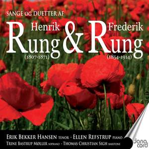 Songs and Duets by Henrik and Frederik Rung