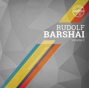Rudolf Barshai Volume 1 - Vinyl Edition