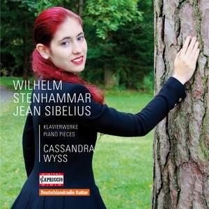 Stenhammar & Sibelius: Piano Pieces Product Image