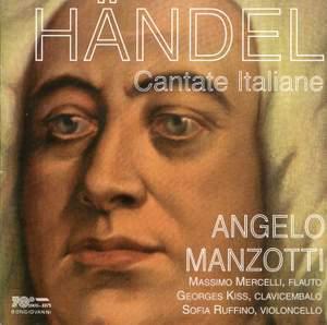 Handel: Cantate italiane Product Image