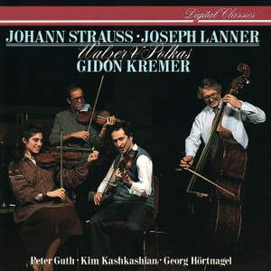 Johann Strauss & Josef Lanner: Waltzes & Polkas